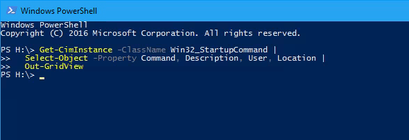 powershell-find-out-startup-programs