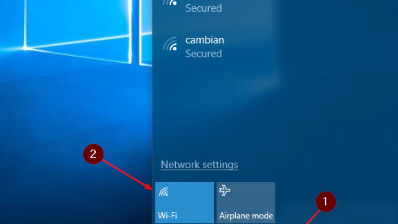Windows 10 Tip How To Schedule To Turn On Wifi Connection Automatically Next Of Windows