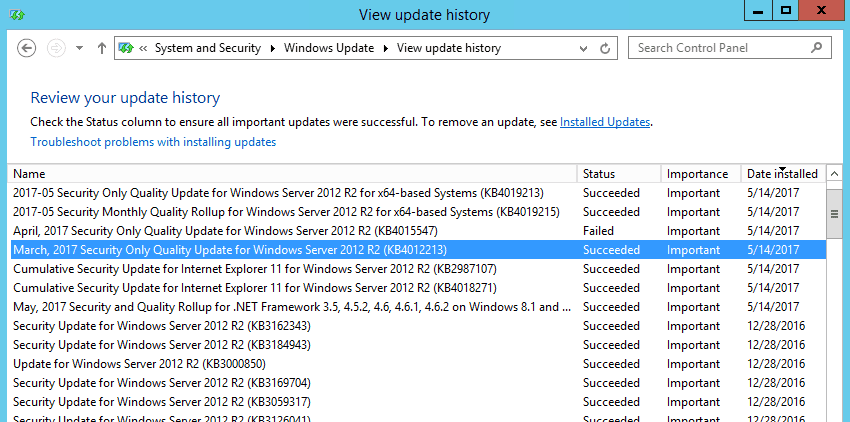 wanna cry windows 7 patch how to check