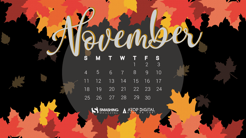 Download Smashing Magazine Desktop Wallpaper November 2018 Windows 7 8 10 Theme Next Of Windows
