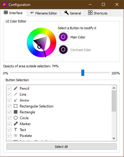 Flameshot – An Interesting Superb Screenshot Tool